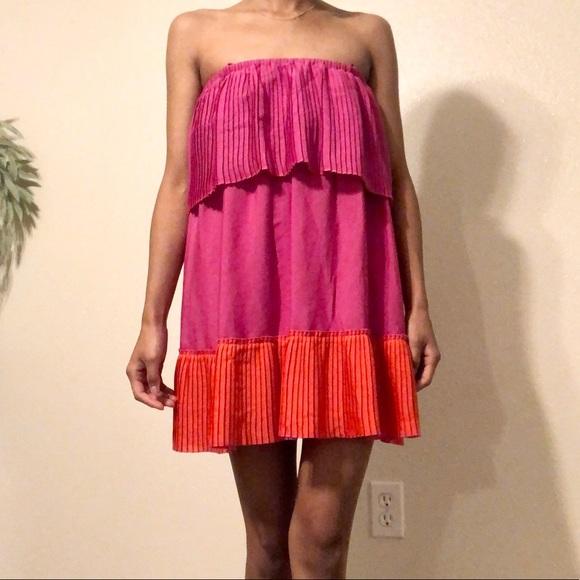 Dresses & Skirts - Bright colored dress